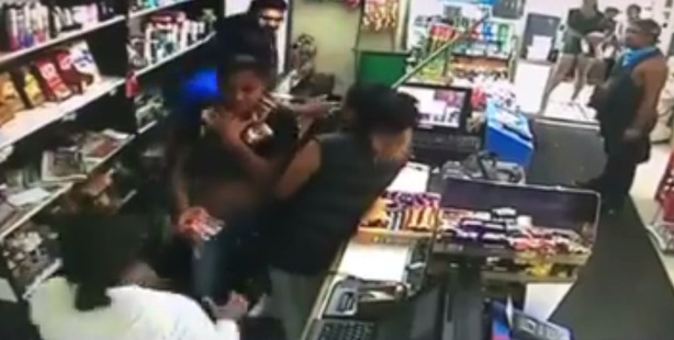 Girls in rampaging, stealing gangs haven't been taught to respect the hard work of small business owners. Photo / Supplied