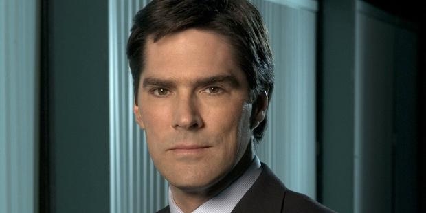 Criminal Minds actor, Thomas Gibson.