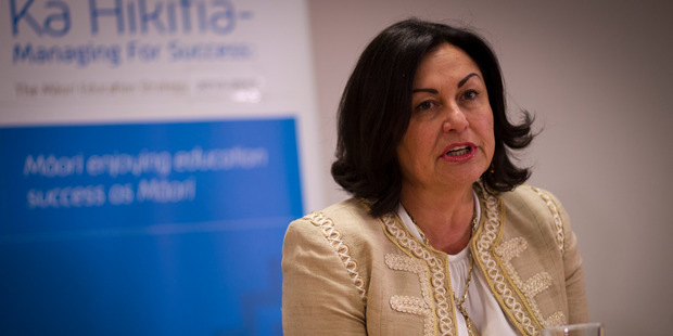 Education Minister Hekia Parata has released 2015 school results. Photo / Dean Purcell