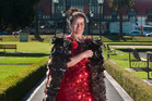 Rotorua mayoral candidate RangiMarie Bosma. 25 February 2016 Rotorua Daily Post Photograph by Ben Fraser.