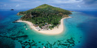 Monuriki Island is where Tom Hanks' character found himself marooned in the 2000 movie 'Castaway'.