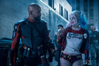Will Smith and Margot Robbie, star in the movie Suicide Squad.