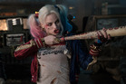 Margot Robbie stars as Harley Quinn in the movie, Suicide Squad. Photo / AP