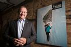 Kevin Bowler, chief executive of Tourism New Zealand. Photo / Greg Bowker