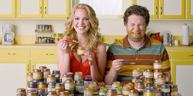 Knocked up paints the women as shrews and paints the men as loveable, goofy, fun-loving guys.