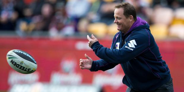 Origin boss Walters to return to the club's coaching staff for the remainder of the season. Photo / Brett Phibbs