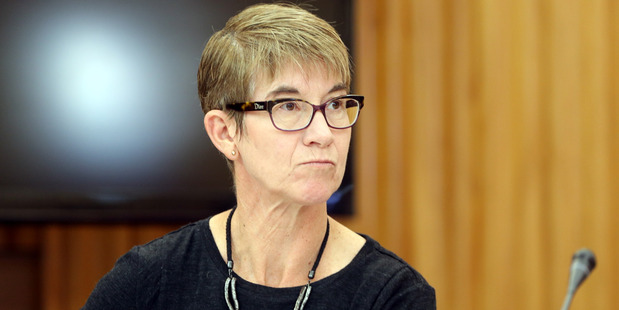WORK IN PROGRESS: Philippa Baker-Hogan has recommitted to council and the health board. PHOTO/ Stuart Munro