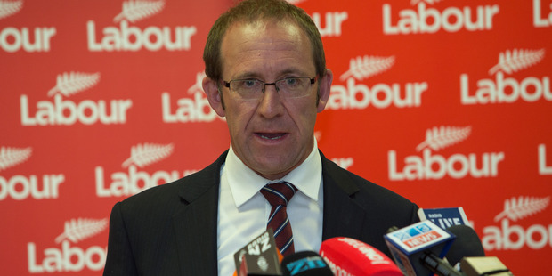 "Loading Labour leader Andrew Little says it is not right for MPs to share a platform with people who ""undermine"" the party. Photo Mark Mitchell."