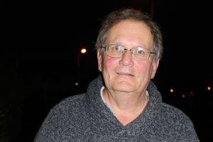 Dannevirke Community Board member Tim Delaney.