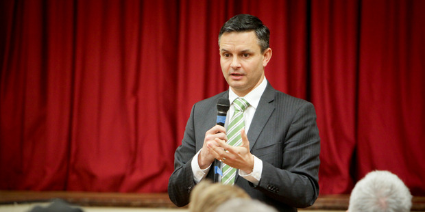 Green Party co-leader James Shaw said the levy would bring in tens of millions of dollars every year to help make New Zealand's dream of being predator-free a reality. Photo / Warren Buckland.