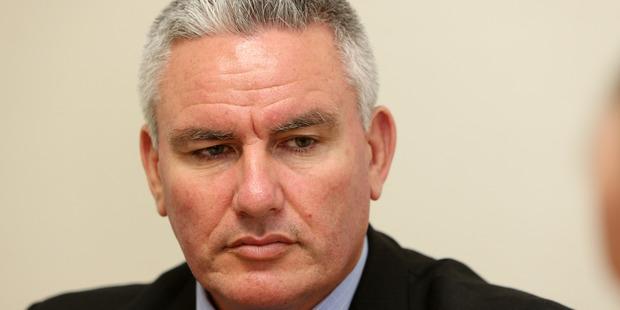 Te Tai Tokerau MP Kelvin Davis.