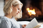 Recent research showed that reading novels appears to boost  brain connectivity and empathy. Photo / Getty Images