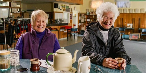 Patricia 'Bib' Ngarewa (left) reflects on the song that took small-town Patea to the world.