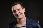 Rove McManus, stepping into Jeremy Corbett's shoes on 7 Days.
