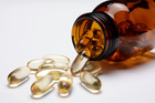 Fish oil capsules are often highly oxidised - to beyond recommended levels - at the time of purchase. Photo / Getty Images
