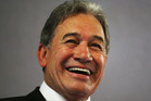 New Zealand First Leader Winston Peters. Photo / Getty