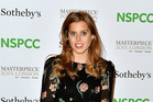 Princess Beatrice is flying solo, but for how long? Photo / Getty
