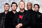 Another big tour news includes Simple Minds, who will be playing in New Zealand in February.