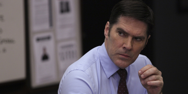Thomas 'Agent Hotch' Gibson has been dismissed from Criminal Minds