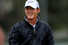 Danny Lee fired a second round 65 to surge up the leaderboard at the Olympics. Photo / Photosport