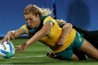 The women's sevens team have claimed New Zealand's second silver medal of the Rio Olympics after falling to Australia in this morning's final.