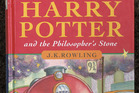 A rare first edition of a Harry Potter book could fetch thousands at auction. Photo / Getty Images