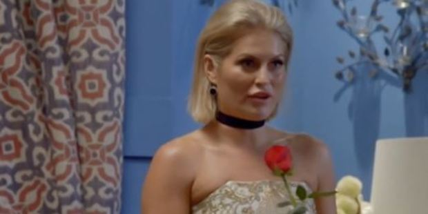 Keira Maguire has ruffled feathers in the Bachelor house following multiple confrontations with other contestants. Photo / via The Bachelor