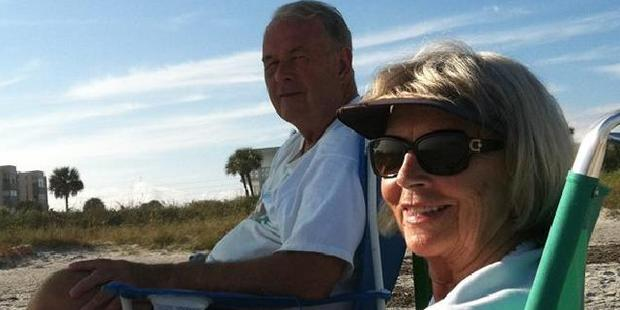 Mary Knowlton, 73, was accidentally shot dead by Florida cop. Photo / Facebook