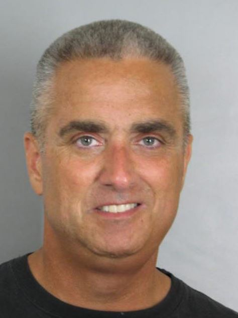 Fairfax City Mayor Scott Silverthorne was arrested August 4 as part of an undercover sting by police. Photo / Fairfax County Police