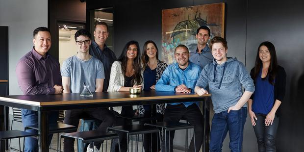 Method Studios' team. Photo / Alicja Grocz