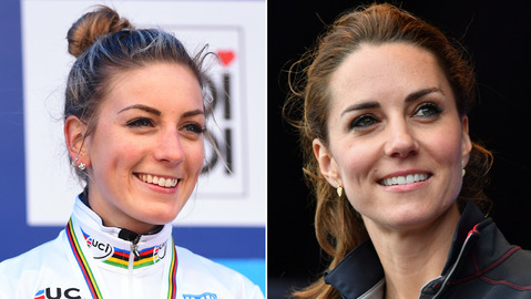 Rumors Roll That Kate Middleton Acted Inappropriately With an Olympian