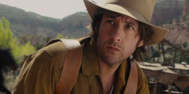 Loading Netflix has no regrets about its four-picture deal with Adam Sandler.