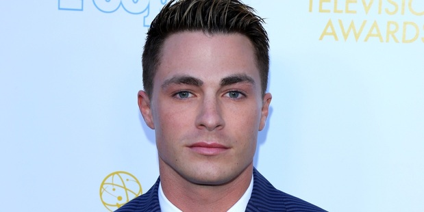 Colton Haynes Talks About Why He Had to Lie About Being Gay