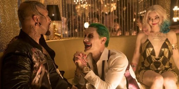 They removed several scenes with the Joker to repaint his relationship with Harley as more loving rather than abusive.