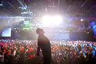 Tony Robbins presents his annual Date With Destiny seminar in Florida, the subject of a new Netflix movie.