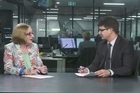 The Economy Hub's Liam Dann talks to property editor Anne Gibson about the latest housing data.