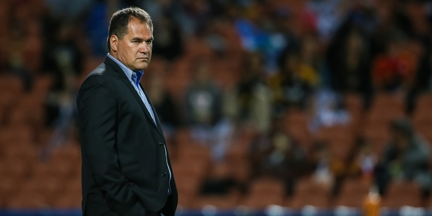 Dave Rennie ponders the prospects of coaching the All Blacks. Photo / Photosport