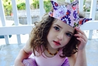 Mia Crerar, 5, passed away from a rare form of epilepsy this week. Photo / Facebook