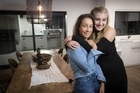 Leanne Prichard bought Niki and Tiff's house at The Block auction on Sunday night