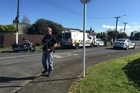 Armed Police deal with an incident in Papakura. 