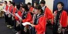 Nagazumi students