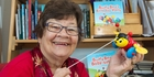 Joy Cowley will celebrate her 80th birthday at the Storylines Auckland Family Day on Sunday. Photo / Mark Mitchell