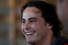 Star winger Zac Guildford. Photo / Sarah Ivey