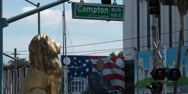 Visit Compton to see a different side of Los Angeles. Photo / Flickr, Bill Ware