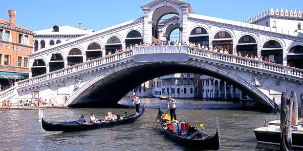 Venice locals are fed up with badly behaved tourists. Photo / 123RF