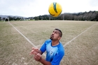 Mohammed Atiq, organiser of the multi-ethnic football tournament to be held in Whangarei in October. Photo / Michael Cunningham