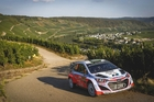 Hayden Paddon and John Kennard are better prepared for the tarmac they will face at Rally Germany. Picture / Vettas Media
