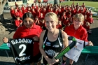 Emily Gaddum is a hockey ambassador of Rio Olympics in Hawke's Bay.