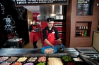 Domino's is targeting to open another 100 stores in New Zealand.