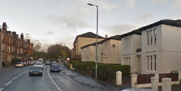 The street in Rutherglen, where strange things have been happening. Photo / Google Maps